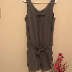 New York & Company | Belted Romper